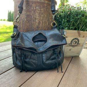 Lucky Brand Distressed Leather handbag